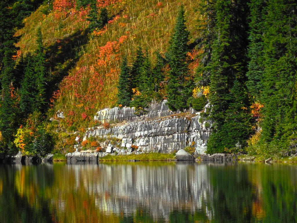 Revett Lake (On the Idaho - Montana border