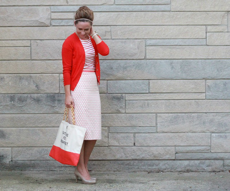 how to add layers to summer outfits for fall via Kristina J blog