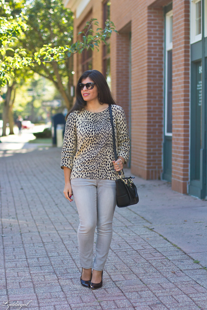 Grey Jeans, Leopard Tunic, Coach Pumps-1.jpg