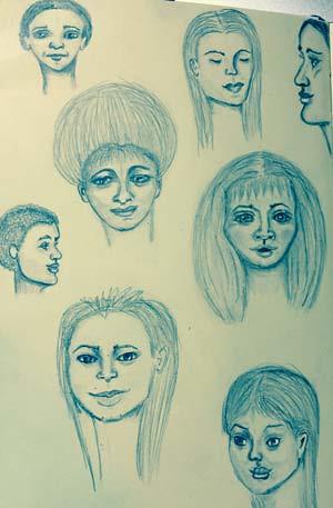 29 Faces #19-20-21