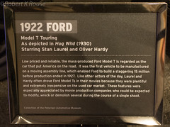 DSC_5129 - 1922 Ford Model T Touring Placard