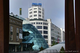 Blob and Philips Lightning Tower
