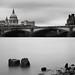 St Pauls Cathedral / Blackfriars Bridge by MARK-SPOKES.COM