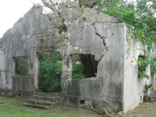 saipan mariana islands japanese jail kummerle