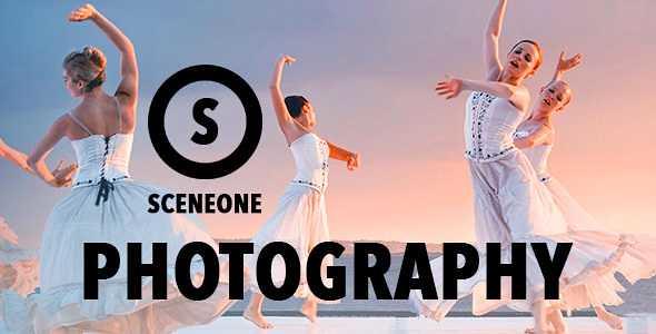 SceneOne WordPress Theme free download