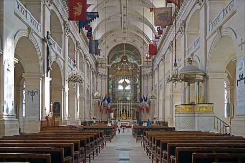 L'église des soldats (Cathédrale Saint-Louis des Invalides, Paris)