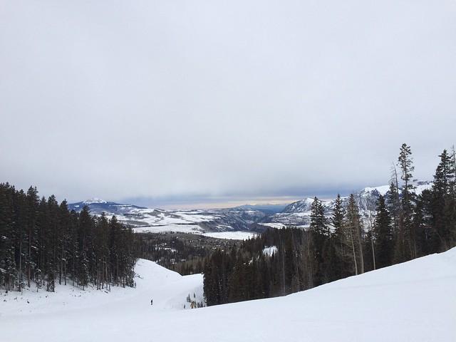 月, 2016-12-12 12:09 - ゲレンデからの景色