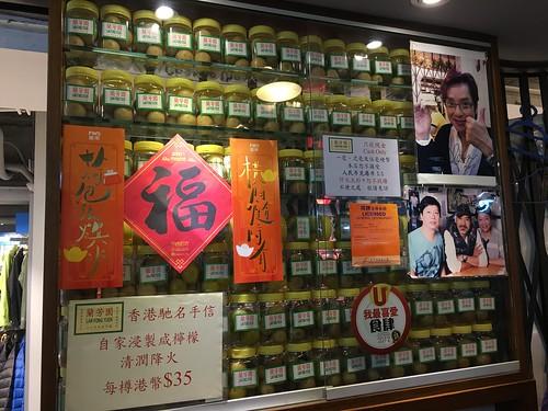 香港尖沙嘴 蘭芳園