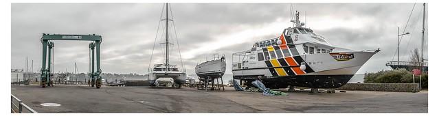 Port de plaisance LE BRESTOA-