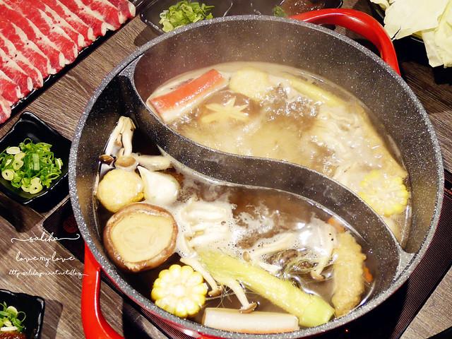 台北忠孝敦化站附近餐廳美食火鍋海鮮推薦慕食鍋物 (3)