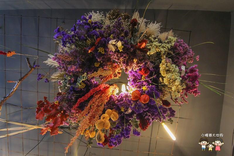 彰化乾燥花餐廳 025