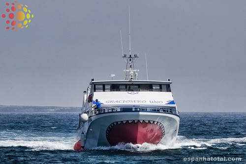 barco graciosero