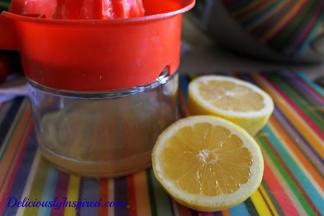 Cole Slaw - lemons