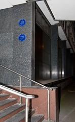 Photo of Pat Phoenix blue plaque