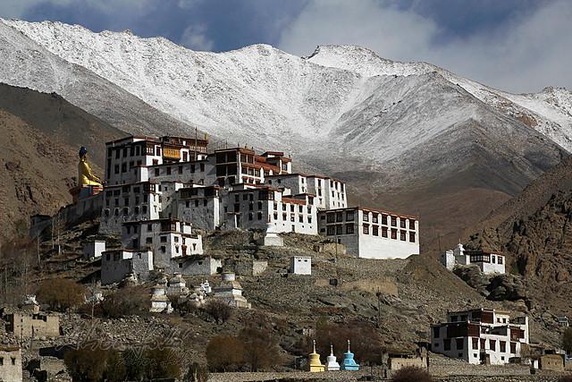 Likir Gompa - Ladakh