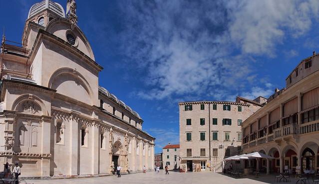 克羅埃西亞共和廣場Trg Republike Hrvatske