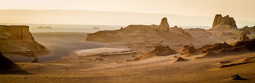 sand desert iran persia kerman kaluts