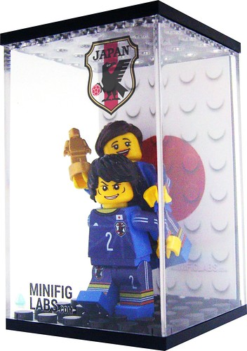 Japan LEGO Minifigs