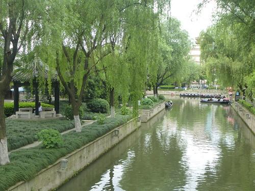 Zhejiang-Shaoxing-Ville-Canaux-Place (2)