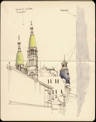 Plaza San Martín / San Martín Square: