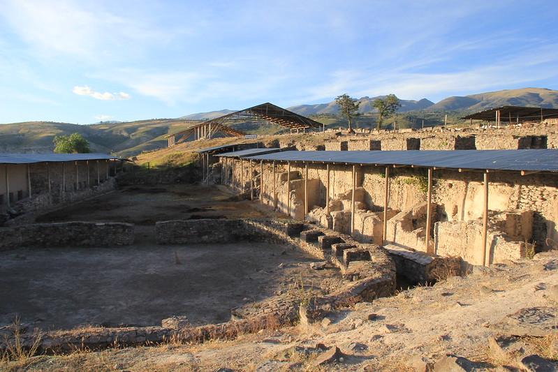 Wari ruins