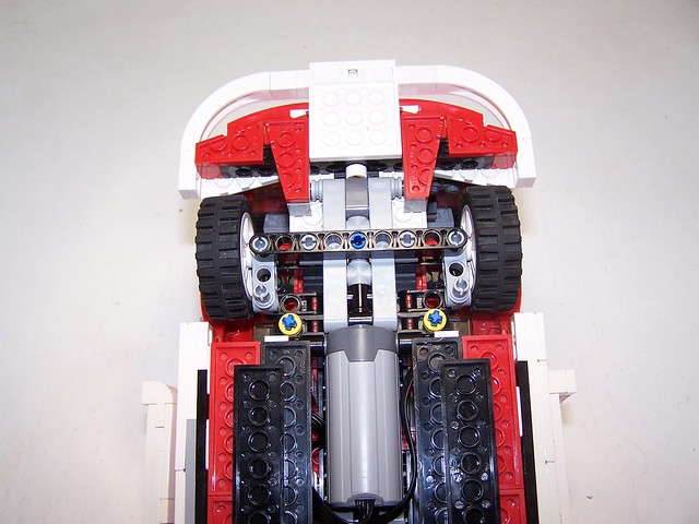 Moc Vw Transporter T1 Pritsche Lego Technic