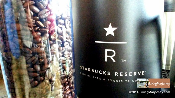 Starbucks Reserve Coffees