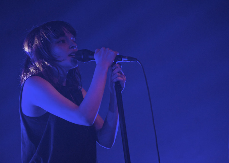 Chvrches @ The Pageant