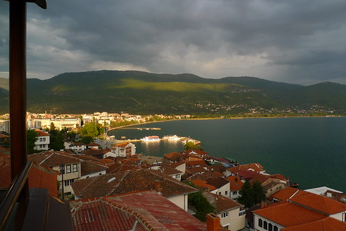 Lake Ohrid - Ohrid, Macedonia