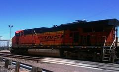 BNSF 6114, ES44AC. Denver, Colorado.