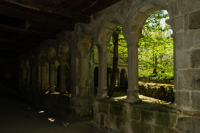 Monasterio de Santa Cristina de Ribas do Sil