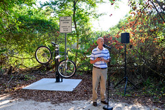 Bike Station Dedication