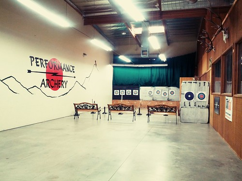 After work archery!