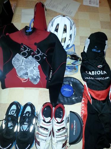 Triatlón de Mimizan – Francia – 23 y 24 Mayo del 2015