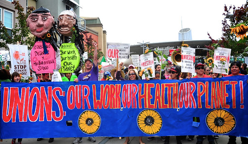 LaborClimateJusticeRallyPosterPic