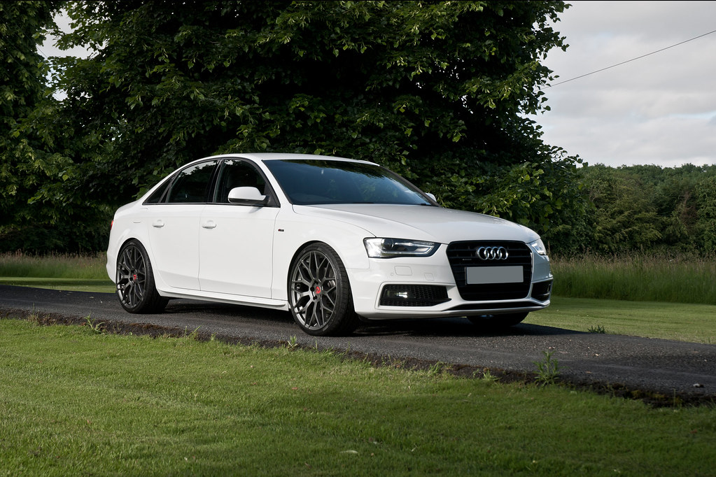 White, Black Edition - What colour wheels? | Audi-Sport.net | Audi A4 White Black Rims |  | Audi-Sport.net