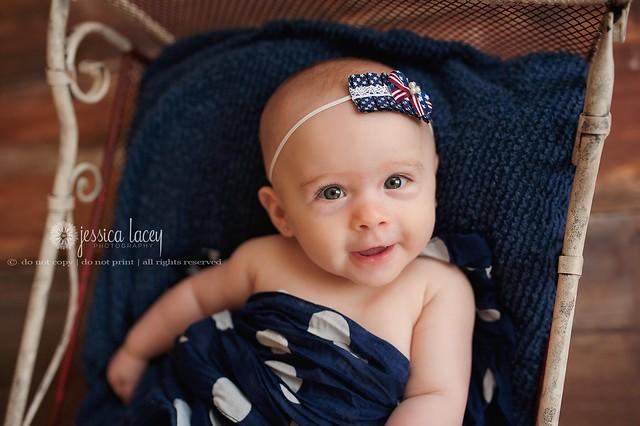 Harper 5 Months