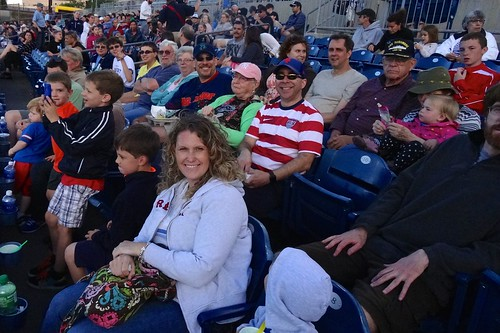 Bridgeport Bluefish Game with Beacon Hill Church (6/14/2014) - 069