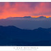 Desert Dawn, Storm Clouds by G Dan Mitchell