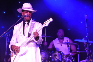 Larry Graham @ Byron Bay Bluesfest 2014