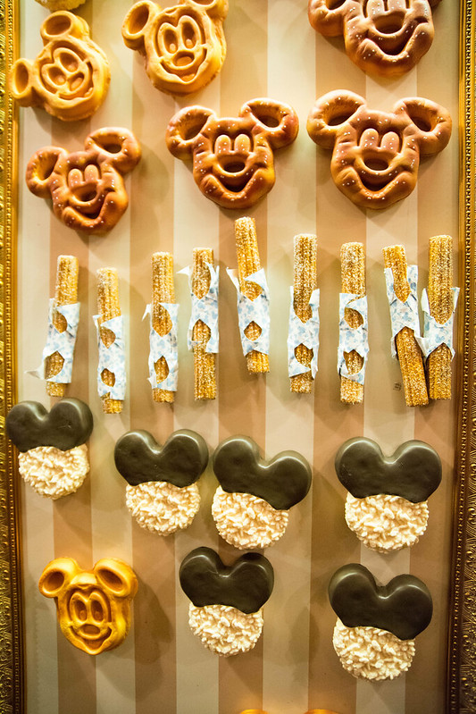 Disney Food Magnets