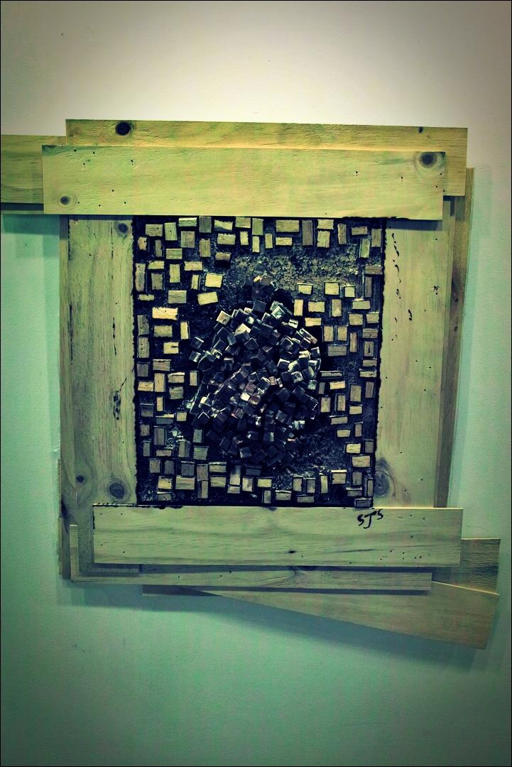 프레임-'흙과 나무 展 Earth and Trees exhibition'