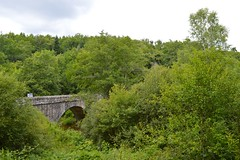 Bridge over the Tardoir - Photo of Massignac