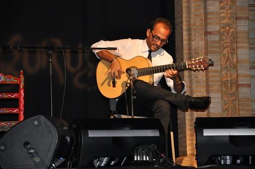 AionSur 14460203553_f9a1abb36f_d Un espectáculo de estrenos para la primera jornada Al Gurugú 2014 Flamenco  Primer jornada Al Gurugú 2014