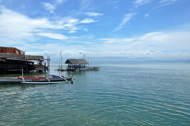 A view from Macabalan Wharf, Cagayan de Oro