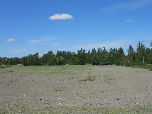 Peltonäkymä, Pohjois-Tapiola Espoo 11.6.2014