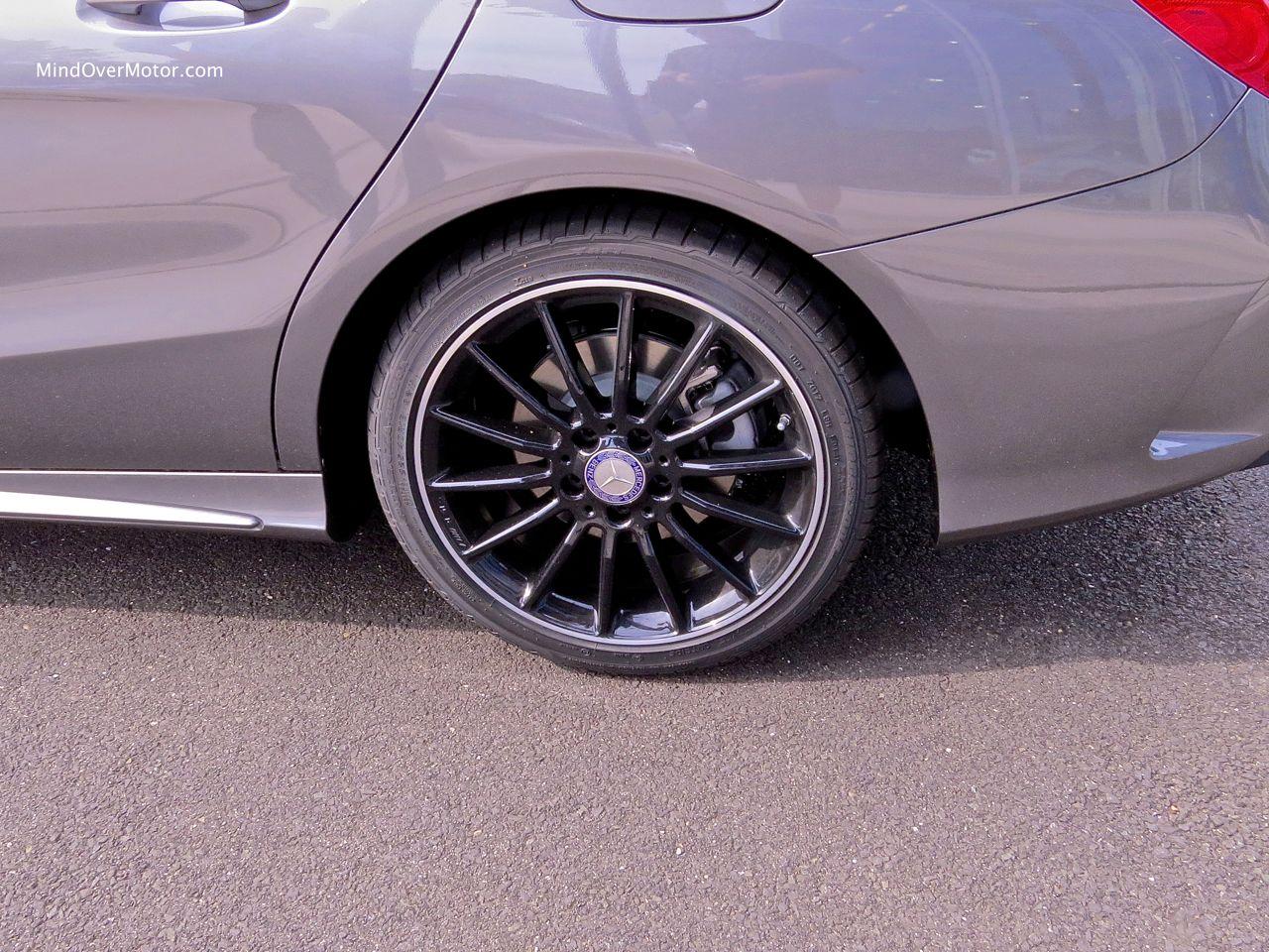 Mercedes-Benz CLA250 Rim