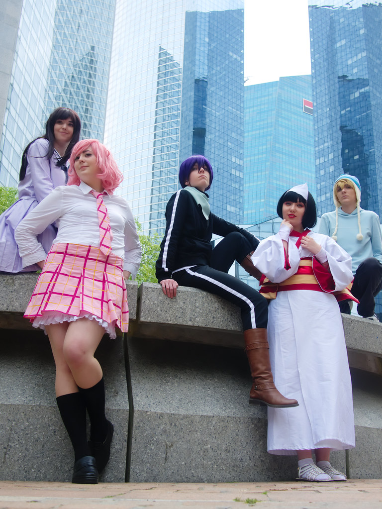 related image - Shooting La Défense - Noragami - 2014-06-01- P1870049