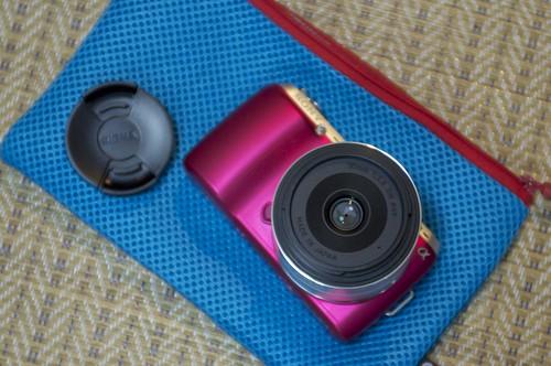 Sony NEX-C3 with Sigma 30mm f2.8 EX DN 3