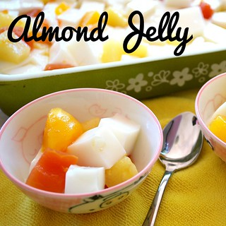 Almond Jello